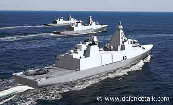 Royal Navy's Type 31 Frigates to get Thales Mission Systems