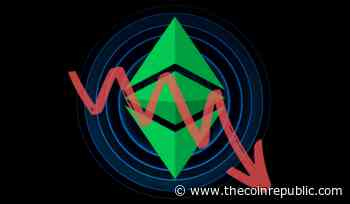 Ethereum Classic (ETC) Price Analysis: ETC Plunges 5.19% But Bulls Are Still In Potential - The Coin Republic