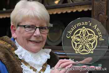 One last chance to hail heroes in East Riding of Yorkshire Chairman's Awards - Pocklington Post