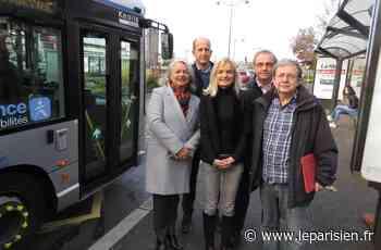 Le Chesnay-Rocquencourt : les collectifs s'unissent contre la refonte du réseau de bus - Le Parisien