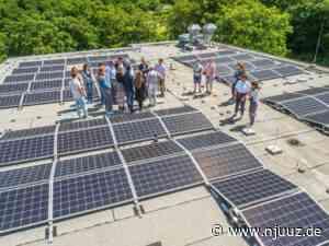 bbeg macht Klimaschutz: mit Gemeinschafts-PV-Anlage Nr. 4 Am Kothen   njuuz - njuuz