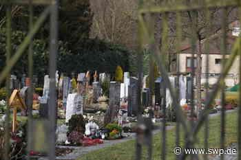 Neckartenzlingen mit Geste der Menschlichkeit: Kostenlose Gräber für Sternenkinder - SWP
