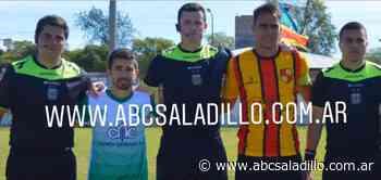 Saladillenses en la terna para el partido entre Ciudad de Bolívar y El Fortín... - ABC Saladillo