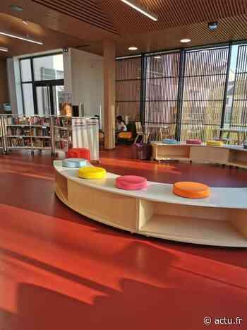 Seine-et-Marne. La médiathèque de Gretz-Armainvilliers s'est installée dans ses nouveaux locaux - actu.fr