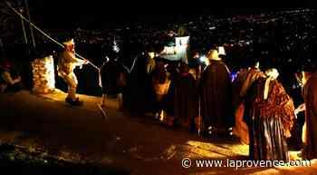 Allauch : une veillée de Noël dans la plus pure tradition - La Provence