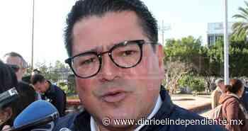Por ahora soy el encargado de las finanzas de BCS: Jordán Moyrón - Diario El Independiente BCS