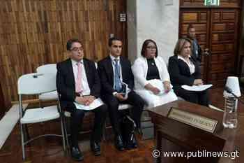 Procurador Jordán Rodas pide asegurar el Archivo Histórico de la Policía Nacional - Publinews Guatemala