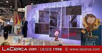 Patricia Gómez Jordán, ganadora del sorteo para el lanzamiento del producto turístico familiar Leo Mangana - La Cerca