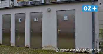Toiletten in Putbus stehen offen - Ostsee Zeitung