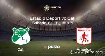 Previa del encuentro: América de Cali defiende su liderato ante Deportivo Cali - Pulzo
