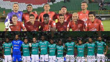 Patriotas vs Deportivo Cali EN VIVO ONLINE: Liga BetPlay 2020-1 - Deportes RCN