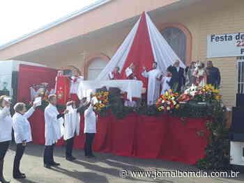 Notícias | Notícias: missa-campal-em-honra-a-sao-cristovao - Jornal Bom Dia