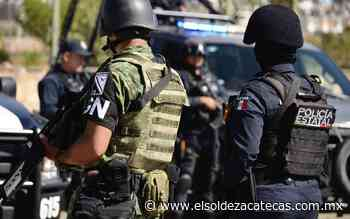 Asesinan a un hombre en La Honda, Miguel Auza - El Sol de Zacatecas