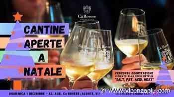 Alonte, cantine aperte a Natale a Ca' Rovere - Vicenza Più