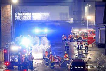 Bad Friedrichshall Polizei ermittelt nach Salzsäure-Austritt in Bad Friedrichshall - Heilbronner Stimme