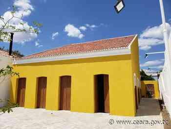 Governo do Ceará discute ações para novo equipamento da Secult em Quixeramobim - Ceará
