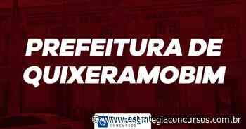 Prefeitura de Quixeramobim: inscrições encerradas para 400 vagas - Estratégia Concursos