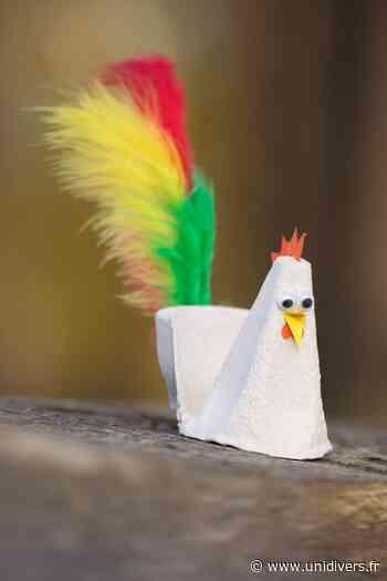 Sortie oiseaux et fabrication Maison des forêts de Saint-Etienne-du-Rouvray 11 avril 2020 - Unidivers