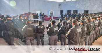 Policía de Guadalupe la más profesionalizada del estado: Chávez Padilla - Periódico Mirador