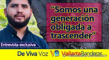 Somos una generación obligada a trascender: Gabriel Padilla | Entrevista - Vallarta Banderas