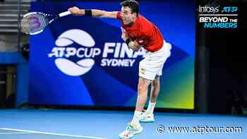 Roberto Bautista Agut Leads The ATP Tour In Second Serves In 2020 - ATP Tour