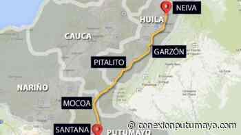 ¿Peajes en la deteriorada vía, Santana – Mocoa – Neiva? - Conexión Putumayo