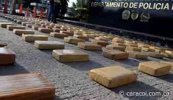 366 kilos de marihuana fueron incautados en Mocoa - Caracol Radio