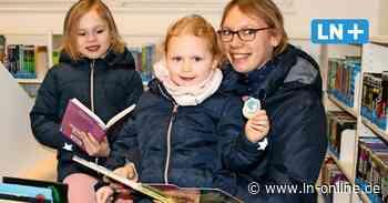 Schwarzenbek - Wiedereröffnung der Bücherei: Schwarzenbeks neues Wohnzimmer - Lübecker Nachrichten