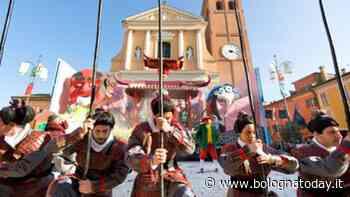 Il Carnevale di San Giovanni in Persiceto: la sfilata dei carri e lo spettacolo dello Spillo - BolognaToday