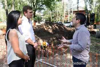 Inicia la obra de pavimentación e hidráulica en el barrio ''La Pradera'' - Zona Norte Diario OnLine
