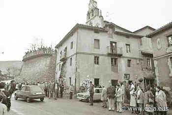 Alonsotegi recuerda el atentado del bar Aldana en su 40º aniversario - Deia