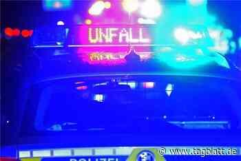 Zwei Verletzte bei Autounfall bei Schwaikheim - Schwäbisches Tagblatt