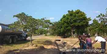 1.200 personas de Hato Corozal sufren carencia de agua por temporada seca y época lluviosa - Noticias de casanare - La Voz De Yopal