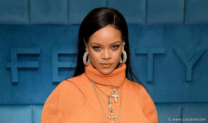 Rihanna Is Spending Valentine's Day with Another Big Star!