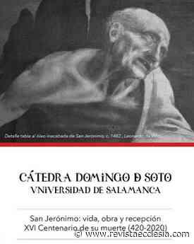 Seminario sobre san Jerónimo en el 1600 aniversario de su muerte - Ecclesia Digital