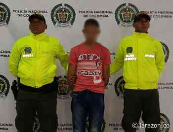 Capturan a presunto autor de feminicidio en Planeta Rica - LA RAZÓN.CO