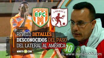 Presidente de Envigado proyecta una pronta salida de Cristian Arrieta hacia el exterior - Minuto30.com