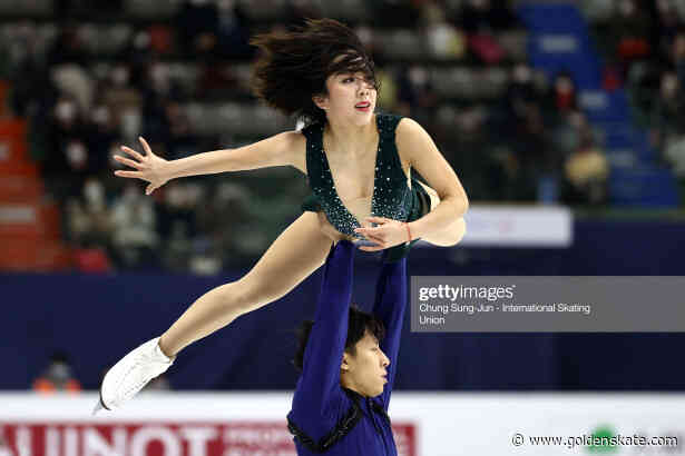 Sui and Han bounce back for sixth Four Continents title