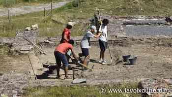 Libercourt : trois chantiers «citoyens» pour les jeunes bénévoles - La Voix du Nord