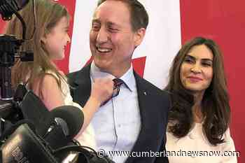 Peter MacKay will officially launch Conservative leadership campaign Saturday in Stellarton | Cumberland News Now - Cumberland News Now
