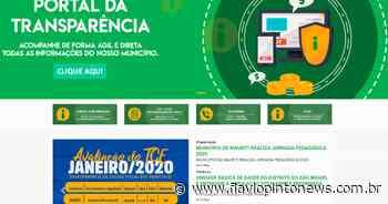 Mauriti é destaque em avaliação de transparência do TCE - Flavio Pinto