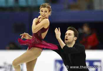 Canada's Kirsten Moore-Towers and Michael Marinaro win pairs bronze at Four Continents competition