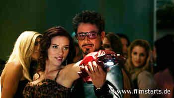 """""""Iron Man 2"""": Dieser Star sollte statt Scarlett Johansson Black Widow spielen - filmstarts"""