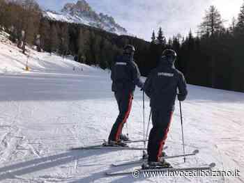 Droga sulle piste: fermati tre turisti polacchi a San Candido - La Voce di Bolzano