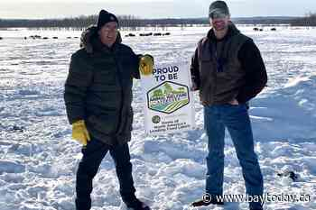 Earlton bison ranch is certifiably sustainable - BayToday