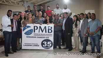 Laudeni Lemes é nomeada presidente do PMB de Senador Canedo - Jornal Opção