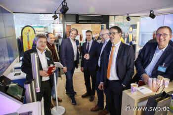 HVM 2020 Ilshofen: Verbrauchermesse: Die kleine Muswiese unterm Hallendach - SWP