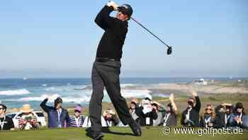 PGA Tour: Phil Mickelson greift ganz vorne an - Golf Post