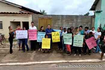 ANANÁS: Pais e alunos da Chapadinha l continuam insatisfeitos com fechamento de escola - Folha do Bico