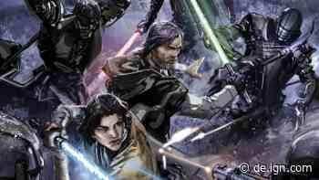 Ben Solo vs. die Ritter von Ren: Neuer Comic liefert Hintergrundwissen - IGN Deutschland